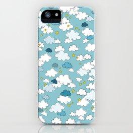 Lotte Magic Clouds iPhone Case