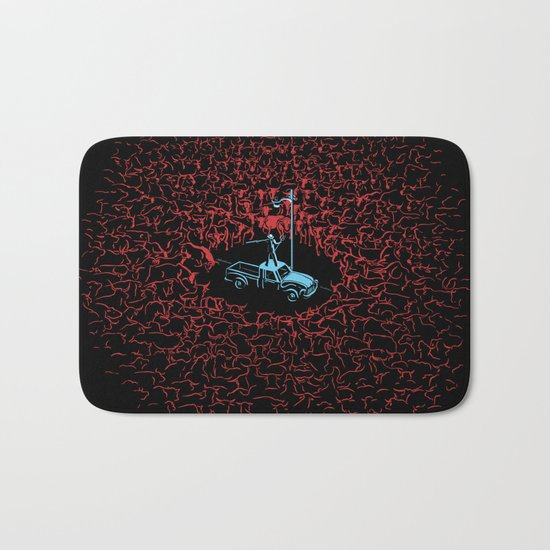 The Herd Bath Mat