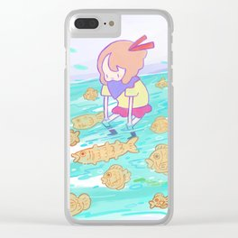 Taiyaki Dream Clear iPhone Case