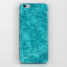 Frozen Leaves 21 iPhone & iPod Skin