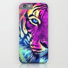 tiger purple spirit #tiger iPhone 6 Slim Case