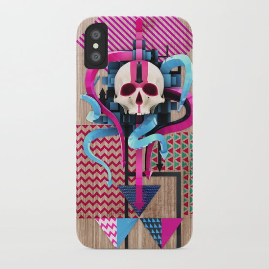 BeautifulDecay II iPhone Case