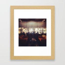 In Conference Framed Art Print