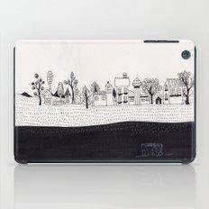 small village iPad Case