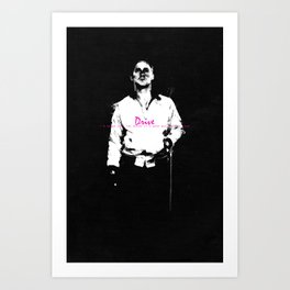 NightCall~ please read info. Art Print