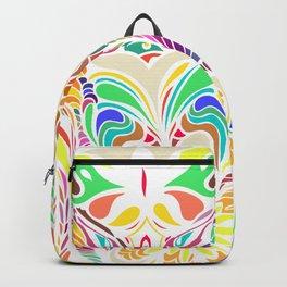 Cosmic elephant love Backpack