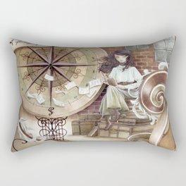 Sentiments Rectangular Pillow