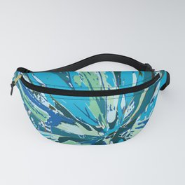Bursting Bromeliad Fanny Pack