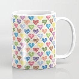La vita è bella - large pattern print  Coffee Mug