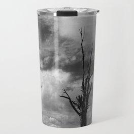 Nature in black and white ~ 3 Travel Mug