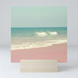 Sea waves 4 Mini Art Print