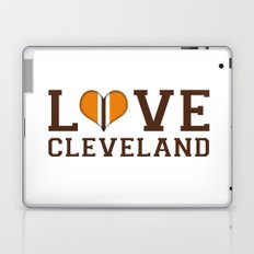 LUV Cleveland Laptop & iPad Skin