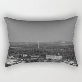 Bielefeld Overview Rectangular Pillow