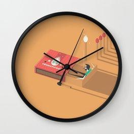 Tandstickor Wall Clock