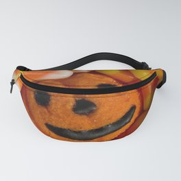 Halloween Candies Fanny Pack