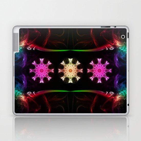 Smoke Art 126 Laptop & iPad Skin