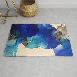blue heaven Rug