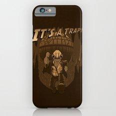 It's a trap!! Slim Case iPhone 6s