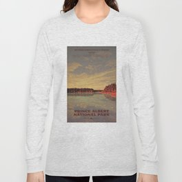 Prince Albert National Park Long Sleeve T-shirt
