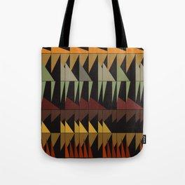 Dibon - Earth Tones Tote Bag