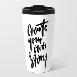 Create your own story Travel Mug