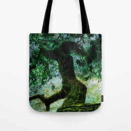 just a tree Tote Bag