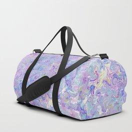 Unicorn Marble Duffle Bag