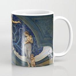 "Edward Burne-Jones ""The Tree of Life"" Coffee Mug"