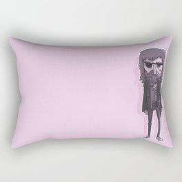 The Governor Rectangular Pillow