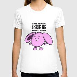 Jump around T-shirt