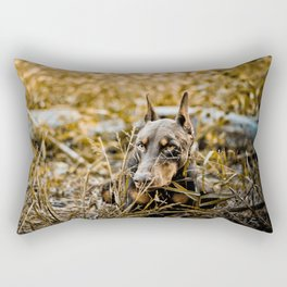 Camouflage  Rectangular Pillow