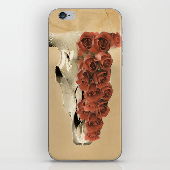 Harley and Rose iPhone & iPod Skin