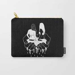 Handheld Girls Carry-All Pouch