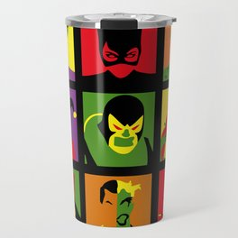 Arkham Villains Travel Mug