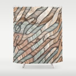 Forward Shower Curtain