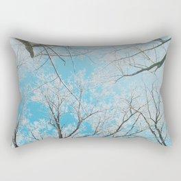 April Winters Bring Me... Photo Ops Rectangular Pillow