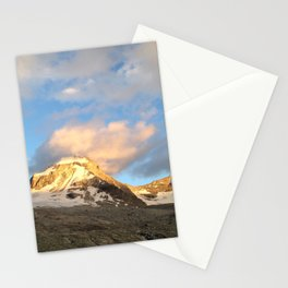 Gran Paradiso, Valsavarenche, Itlay Stationery Cards