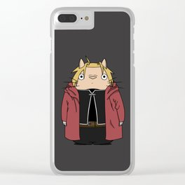 Toto Ed Clear iPhone Case