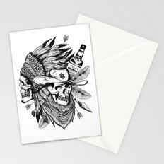 Wild West Stationery Cards