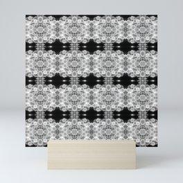 PTRN-BW-05 Mini Art Print