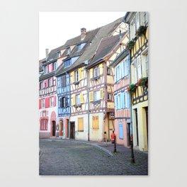 Colorful Colmar Canvas Print
