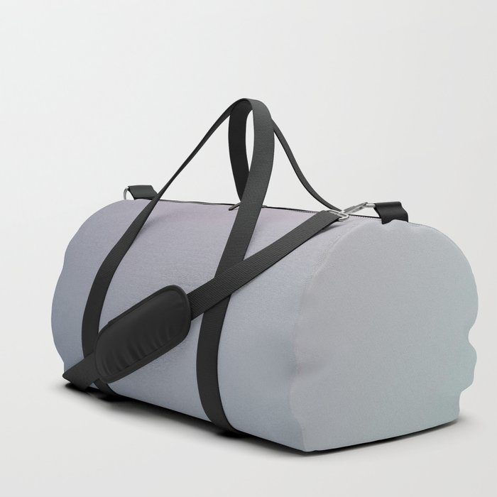 WATER WALL - Minimal Plain Soft Mood Color Blend Prints Duffle Bag
