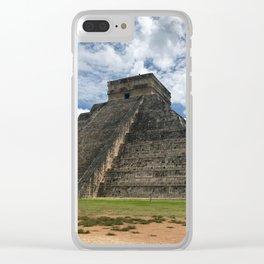 Chichen Itza Clear iPhone Case