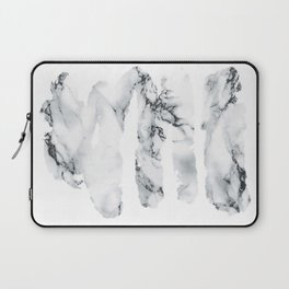 Marble stains Laptop Sleeve
