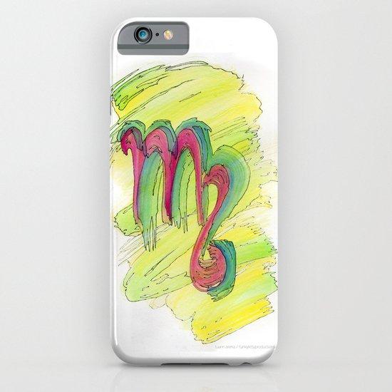 Virgo Flow iPhone & iPod Case