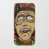 danny ivan iPhone & iPod Cases featuring Ivan by Patty Hogan