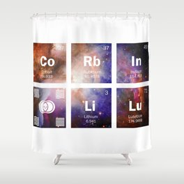 The 5th Element Shower Curtain