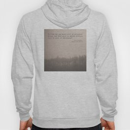 How Can One Know Color? Hoody