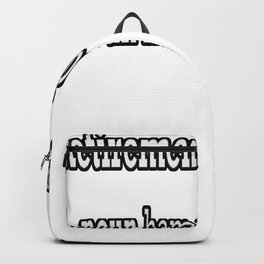 Retirement Ham Radio Everyday Backpack
