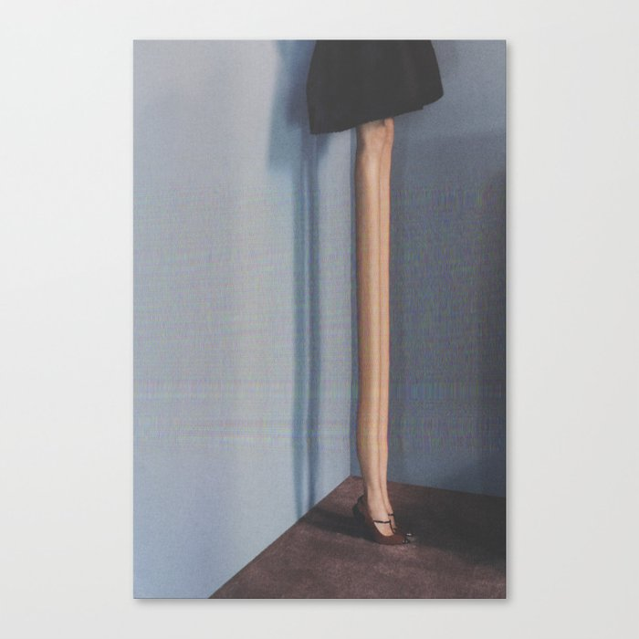 Vogue #5 Canvas Print